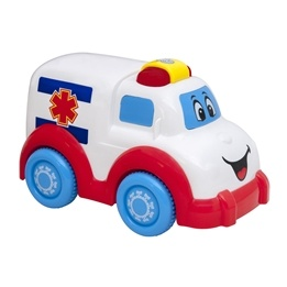 KID, Utrycksningsfordon ljud & ljus - Ambulans