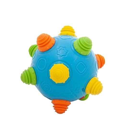 Hoppande boll för de minsta