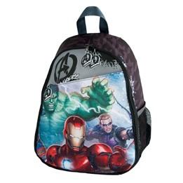 Marvel Avengers, Ryggsäck med Blinkande LED-lampor