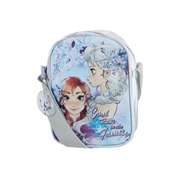 Disney Frozen, Axelväska Silver Shimmer