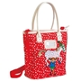 Pippi Långstrump, Work Bag röd