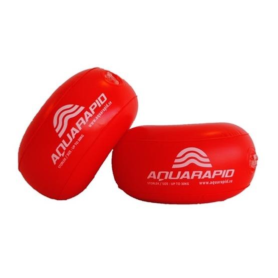 Aquarapid, Armringar Röd