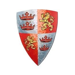 Liontouch, Sköld Prince Lionheart