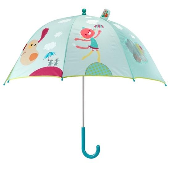 Lilliputiens, Paraply - Jef