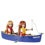 Lottie - Brownie Canoe