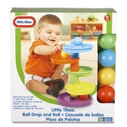 Little Tikes, Drop and Roll Boll