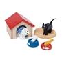 Le Toy Van, Daisylane - katt & hund