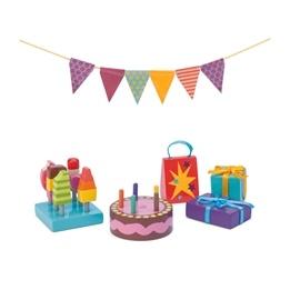 Le Toy Van, Partyset