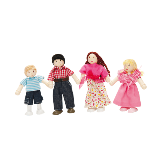 Le Toy Van, Min Familj