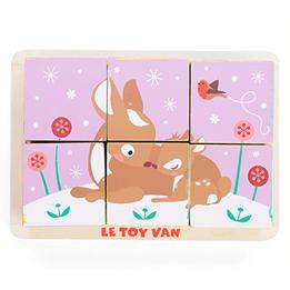 Le Toy Van, Kubpussel Årstider