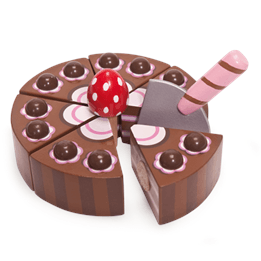 Le Toy Van, Tårta Choklad Honeybake
