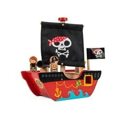 Le Toy Van, Piratskepp Litet