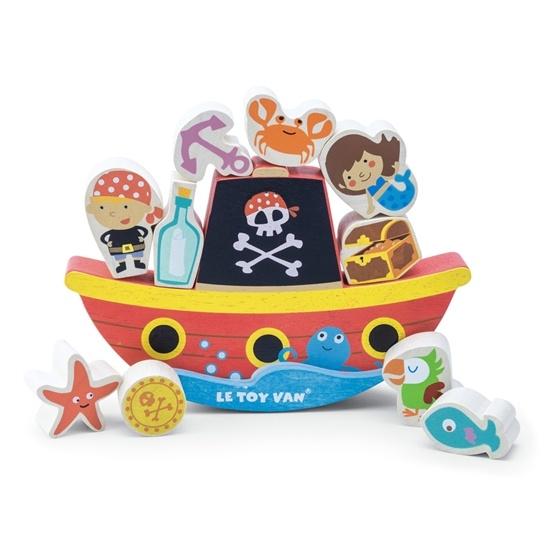 Le Toy Van, Piratskepp Balanslek