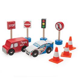 Le Toy Van, Vägset