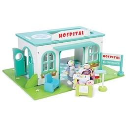 Le Toy Van, Sjukhus-set Klinik