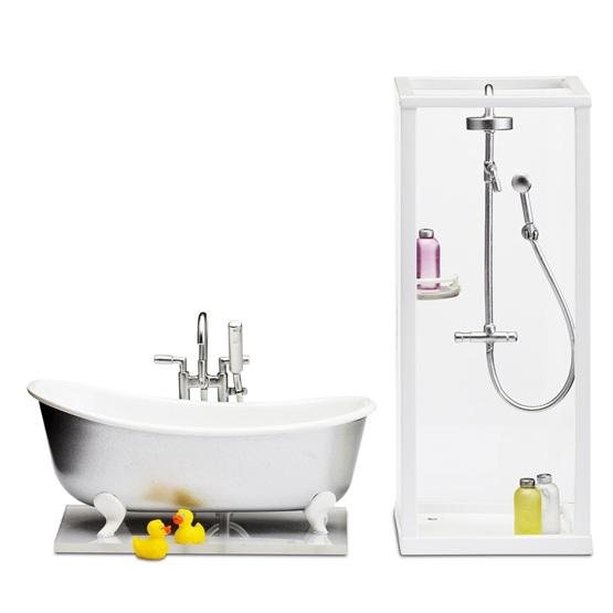Lundby Småland Dusch & badkar