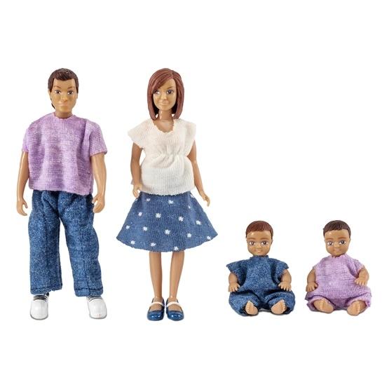 Lundby, Dockfamilj med två bebisar