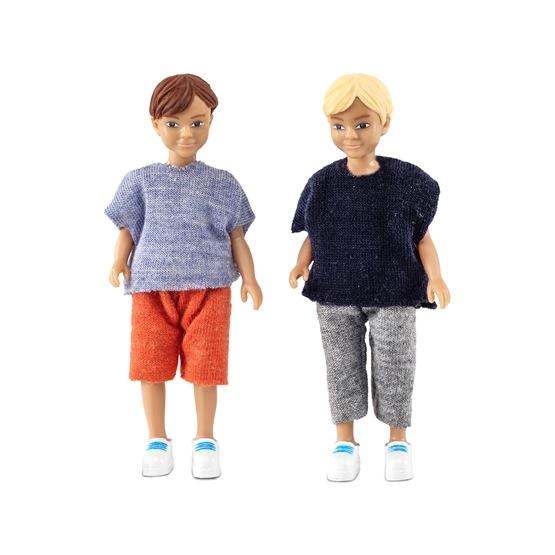 Lundby, Två pojkar