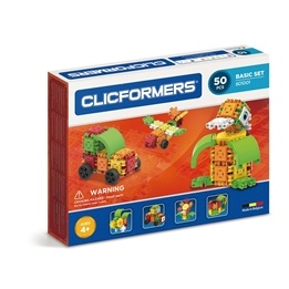 Clicformers, Basic 50 set