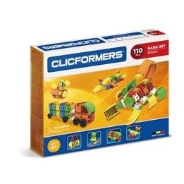 Clicformers, Basic 110 set