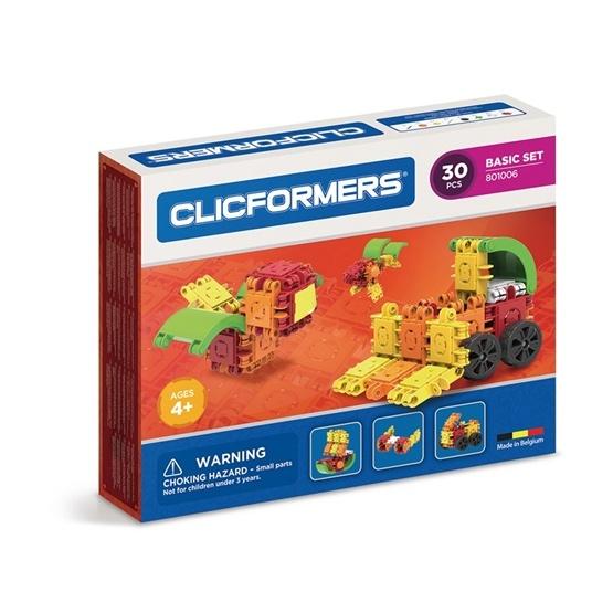 Clicformers, Basic 30 set