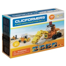 Clicformers, Mini Constructions set 30 pcs