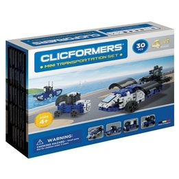 Clicformers, Mini Transportation set 30