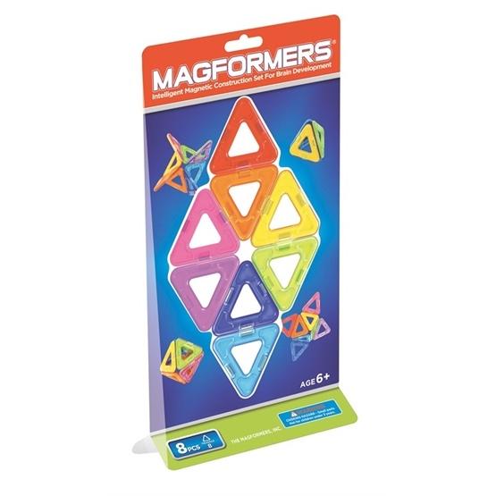 Magformers, 8 delar