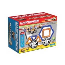 Magformers, XL Bil Set