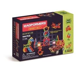 Magformers, Deluxe - Smart 144-delar