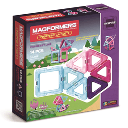 Magformers, 3023 Inspire 14 st