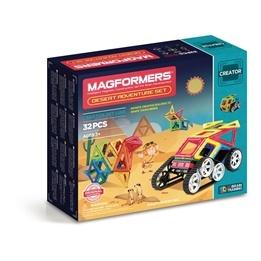 Magformers, Creator - Desert Adventure 32-delar