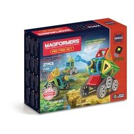 Magformers, Mini Tank Set 27 delar
