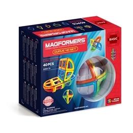 Magformers, Basic - Curve 40-delar