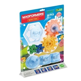 Magformers, Gear Pack 20-delar