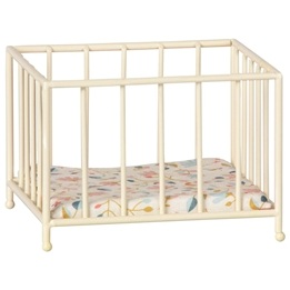 Maileg, Playpen, MY - Off white