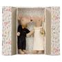 Maileg, Wedding mice couple in box
