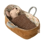 Maileg, Baby mouse in carrycot
