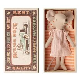 Maileg, Big sister mouse pyjamas in box