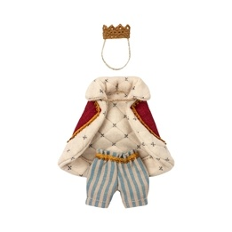 Maileg, King clothes for mouse