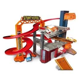 Majorette, Stunt Heroes Jump & Bump Factory
