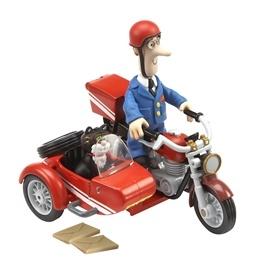 Postis Per, Motorcykel med sidovagn