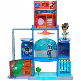 Pyjamashjältarna, Transformation Playset