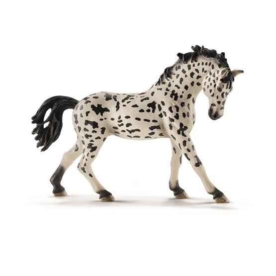 Schleich, Horse Club - Knabstrupperhäst