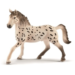 Schleich, Horse Club - Knabstrupper Stallion
