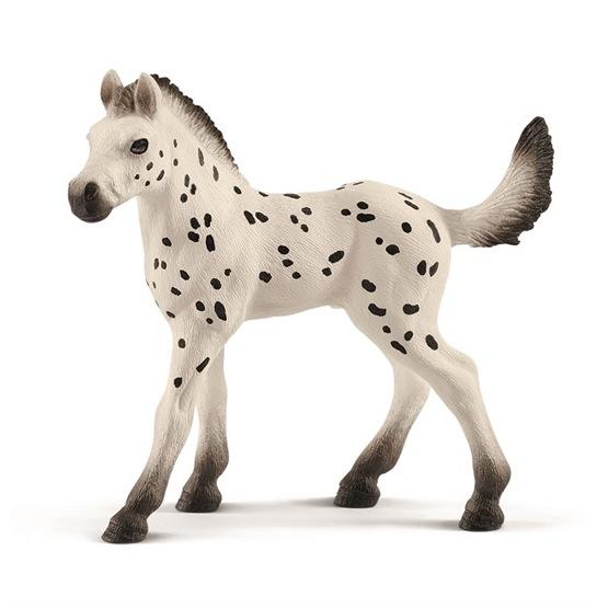 Schleich, Horse Club - Knabstrupper Foal