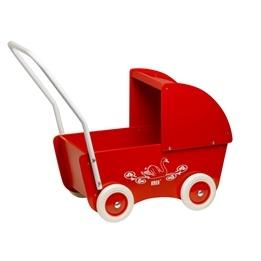 KREA, Dockvagn Röd