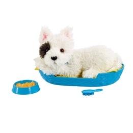Scruffies, Lovable - Bailey Hund med korg & mat