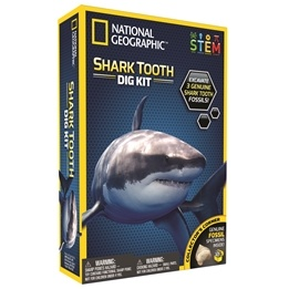 National Geographic, Shark Teeth Dig Kit