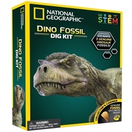 National Geographic, Dinosaur Dig Kit